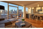 NO FEE: Recently Built 2 Bedroom Corner w/ Manhattan Skyline Views; Doorman Building